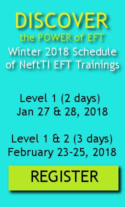 EFT Trainings Ontario